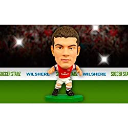 SOCCER STARZ Jack Wilshire Arsenal (Home Kit)