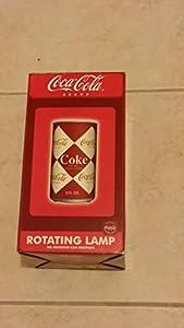 Coca-cola Coke Revolving Can Lamp
