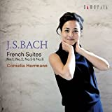 バッハ:フランス組曲 第1集