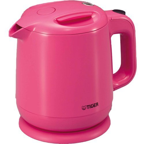Tiger Electric Kettle 0.8 L Whenever You Like To Boil Down To Scoot! (Machining Fluorine Content Generator) Bleeping Pce-A080-Pb By Tiger