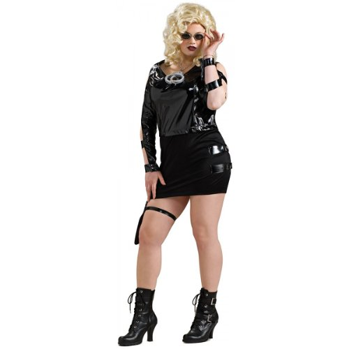 Beth Plus-Size Costume