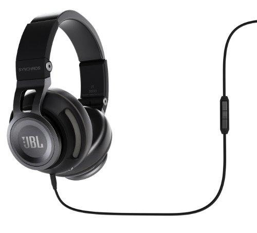 Jbl Synchros S500 Powered Over-Ear Stereo Headphones, Black
