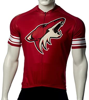 NHL Phoenix Coyotes Mens Cycling Jersey by VOmax