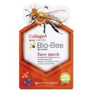 BioーBeeVenomマスクCollagen 10枚入り 蜂毒