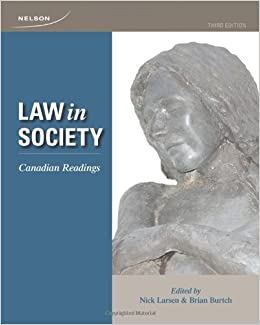 law and society steven vago pdf fourth edition
