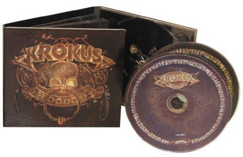Hoodoo + DVD by Krokus (2010-03-02)