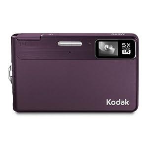 Kodak EasyShare M590 Digital Camera - Purple