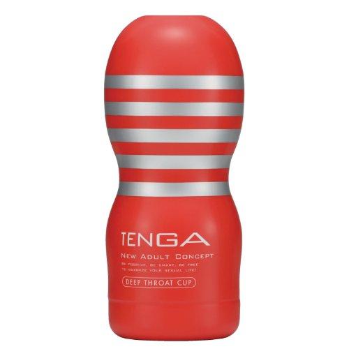 TENGA ディープスロート・カップ[STANDARD]【特殊な構造が生み出す、DEEPな吸いつき感】[アダルト]