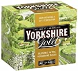 Yorkshire Tea Gold (40 teabags)
