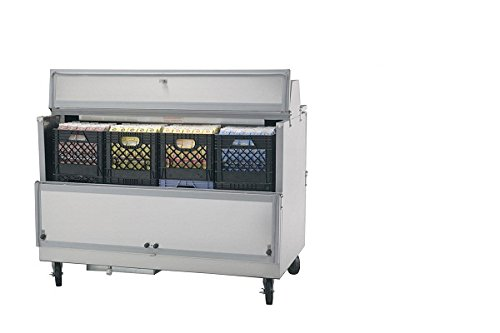 Commercial Beverage Cooler front-29419