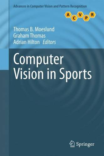 Computer Vision in Sports (Advances in Computer Vision and Pattern Recognition) grattol топ rubber top gel 9 мл