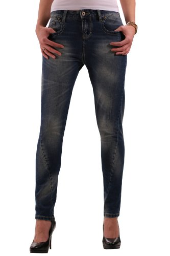 Modatech Sina Bonita Blue MOD Jeans, Damen, Pants, Gr. W29/L34, Bonita Blue