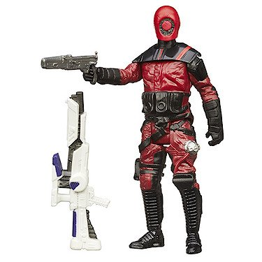 Hasbro B4165 - Star Wars Rebels - Guavian Enforcer - Personaggio 9 Cm