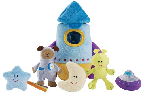 Early Years Rocket Baby Activty Set