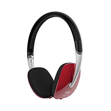 NAD HP30Perforatrice Casque-Rouge