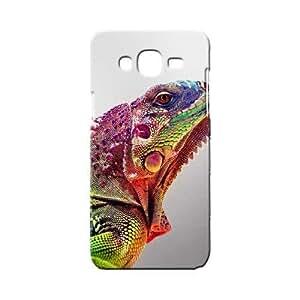 BLUEDIO Designer 3D Printed Back case cover for Samsung Galaxy A7 - G5505