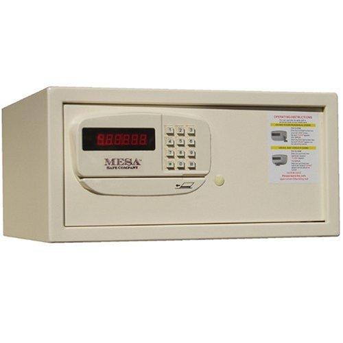 Mesa Safe Company Model MHRC916E Residential and Hotel Electronic Burglary Safe CreamB001D6FKIM