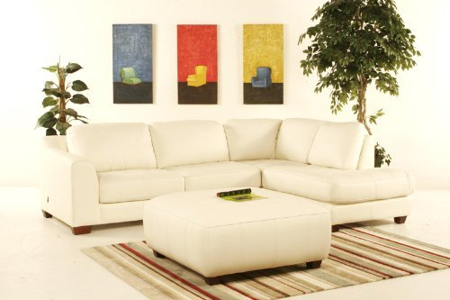 Furniture gt living room furniture gt ottoman gt sectional for Abbyson living delano sectional sofa and storage ottoman set
