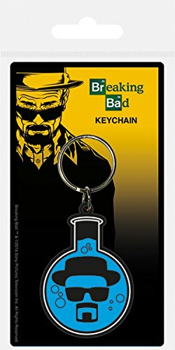 Breaking Bad - Flask Portachiave (6 x 4cm)