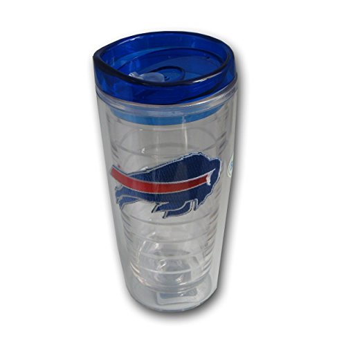 Hunter Insulated Tumbler With Patch - Buffalo Bills