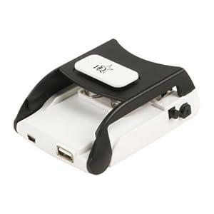 HQ HQ-DIGICHAR120 Chargeur de Batterie Universel pour Appareil Photo/Caméscope