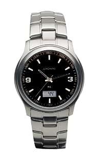 Junghans Herren-Armbanduhr Funkuhr 57/4503.44