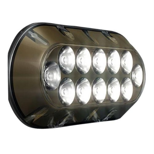 Ocean Led Oce-001-500351 Amphibian A12 Pro Surface Mount Underwater Light (White)