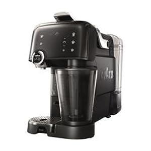 Find :AEG, LM7000S Lavazza A Modo Mio Fantasia Coffee Maker - Black from AEG