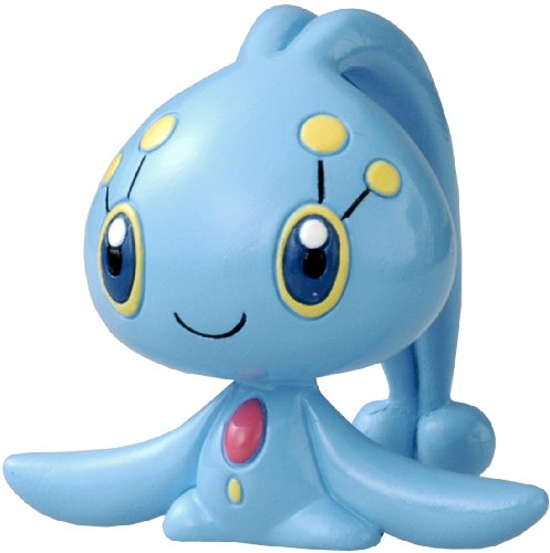 Pokemon Black & White Takaratomy M Figure - M-129 - Manaphy - 1