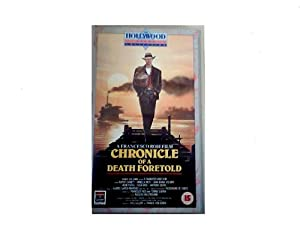 Chronicle Of A Death Foretold  (1987)
