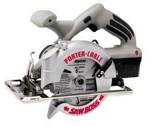 Accurate saws tools saws tools products porter cable 9845 saw boss 192 volt ni cad 6 inch cordless circular saw keyboard keysfo Images