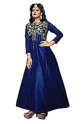 Ruaab Fashion American Crepe Dress Material(RF_AD_523)