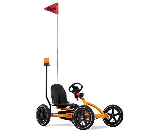 BERG Pedal Cars For Kids Buddy Orange Safety Kit, Helps