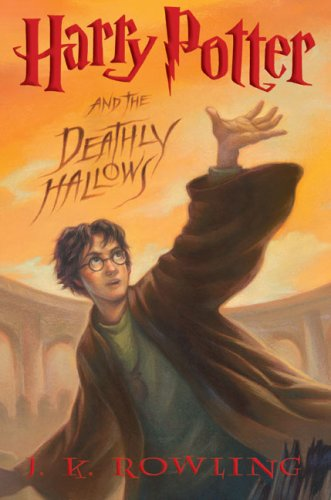 Cover of Harry Potter and the Deathly Hallows (Book 7)