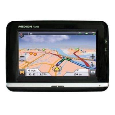 Medion P4410 Navigationsgerät (GoPal Navigation