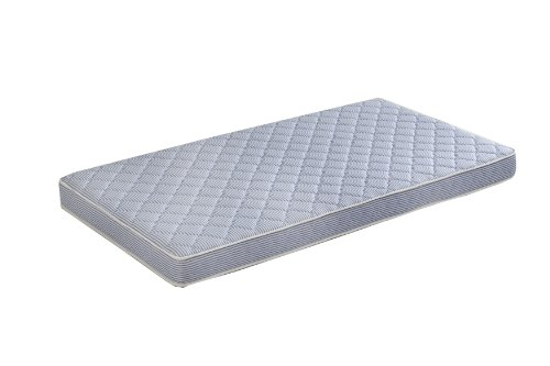 InnerSpace Luxury Products Truck Luxury Mattress, 36 by 76 by 6.5