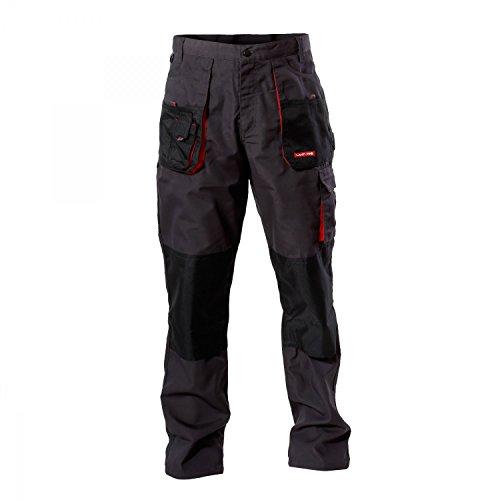 LAHTI PRO Pantaloni da lavoro nero S-3XL (M/50)