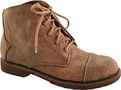 Bed Stu Men's Loop Casual Shoes,Tan Greenland Stone Washed Leather,14 M US