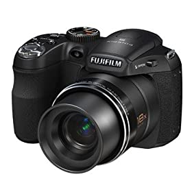 Fujifilm FinePix S2500HD (Black) Digital Camera