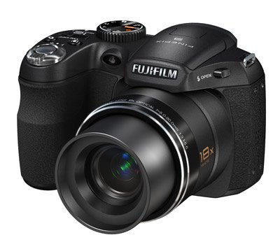 Fujifilm FinePix S2500HD is one of the Best Fuji Digital Cameras for Photos of Children or Pets