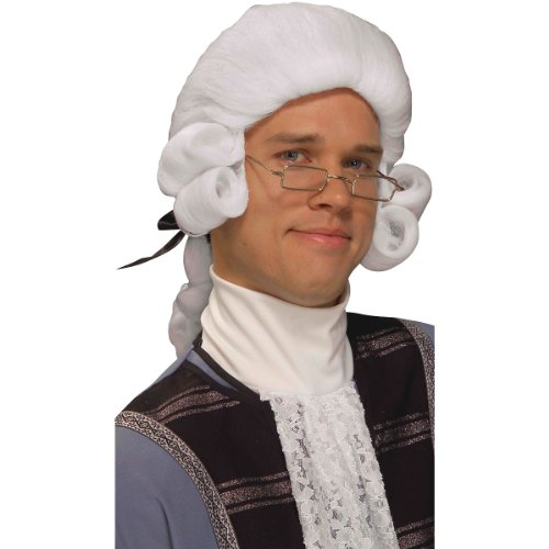 Colonial George Washington Wig