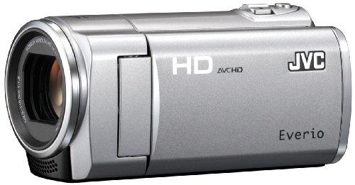 【Amazonの商品情報へ】Victor 8GBフルハイビジョンメモリームービー(プレシャスシルバー) GZ-HM450-S