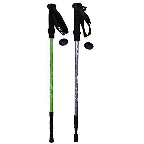 ieasycan-telescopic-hiking-trekking-sticks-poles-straight-handle-3-sections-with-shock-resistant-loc