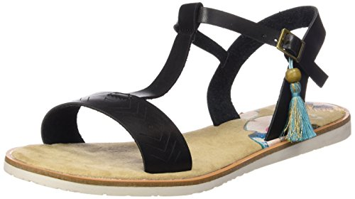 Coolway Monky, Sandali Donna, Nero (Blk), 38
