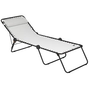 Lafuma chair lafuma siesta plus lounger chaise xl for Anti gravity suspension chaise lounger