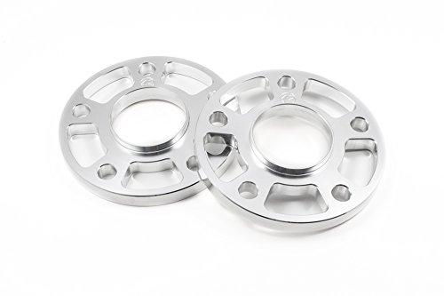 42 Draft Designs Porsche 5X130 Wheel & Hubcentric Wheel Spacers (25Mm)