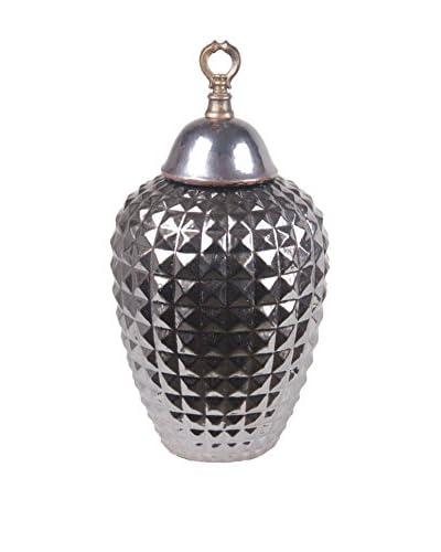 Privilege Large Ceramic Jar with Lid