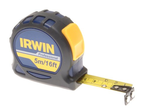 10507794 5m/ 16ft Professional Carded Pocket Tape By Irwin