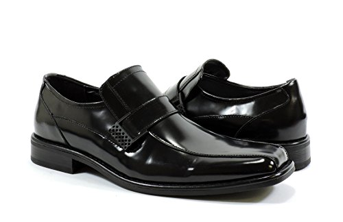 0182a902623 Kenneth Cole Reaction Contract Fee Mens Leather Loafers Shoes Review ...