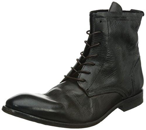 Hudson Swathmore 4615010, Stivali uomo - Nero, 46 EU
